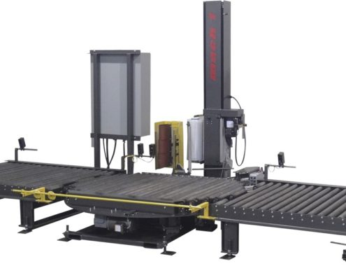 Automatic Wrapping System DYNAMIC TTX