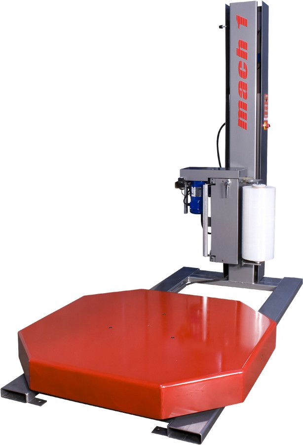Semi-Automatic Pallet Wrapper Sonic-HPX