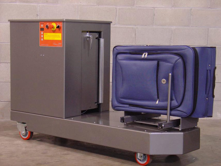 Baggage Stretch Wrapper