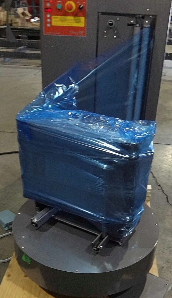 Baggage Wrapper OPP-PW67-SE